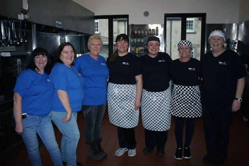 Household and Catering Team